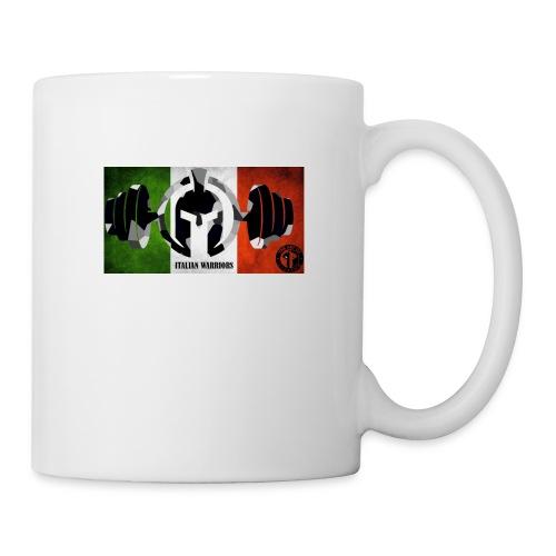 ItalianWarriors90-ItalianFlag - Tazza