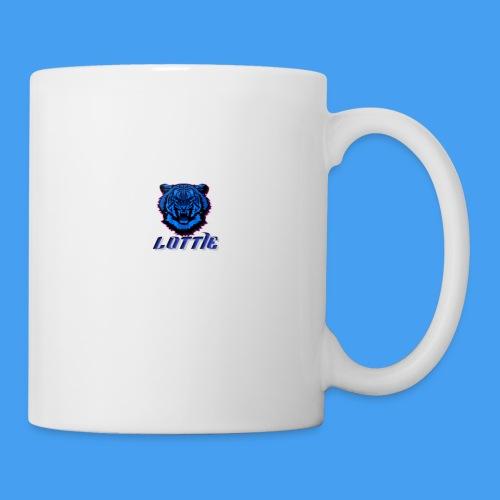 Lotties Blue Tiger Drop! - Mug