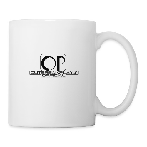 outbreakplays official OP logo - Mug