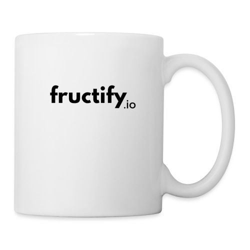 Fructify - Mug blanc