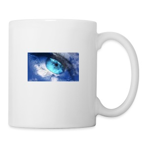 Der blau auge lets s player - Tasse