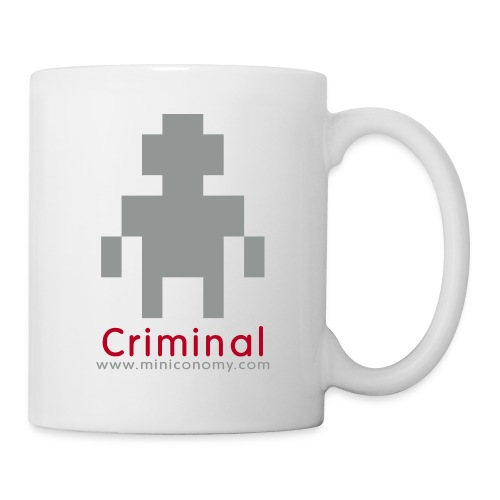 Miniconomy Criminal - Mug