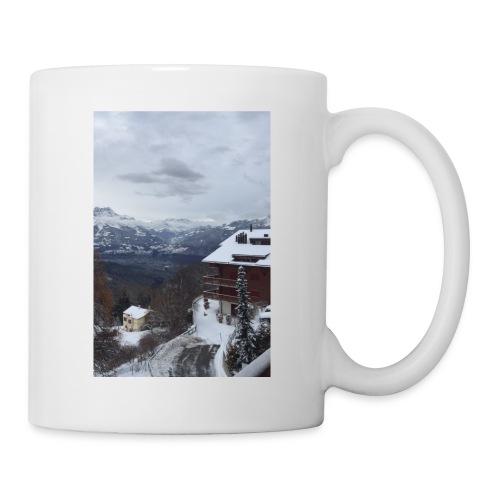Switzerland Mountains - Mug