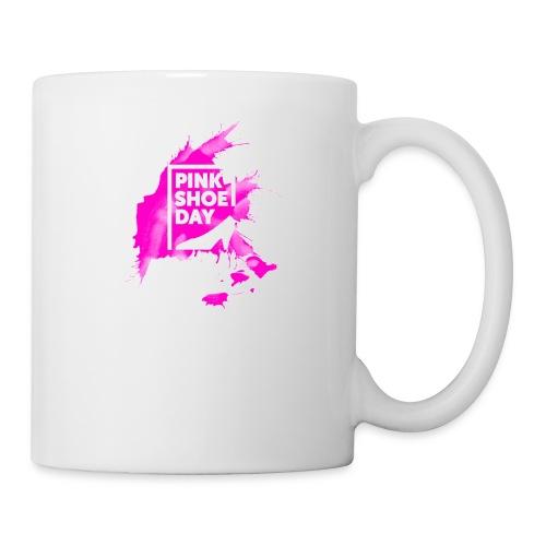 Pink Shoe Day - Tasse