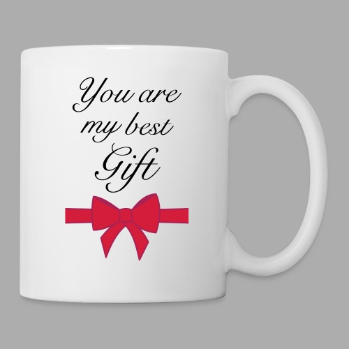 you are my best gift - Mug