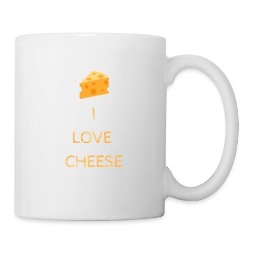 I Love CHESSE - Mug blanc