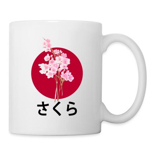 Sakura - Flower - Japan - Mug blanc