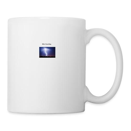 Blitz Einschlag - Tasse