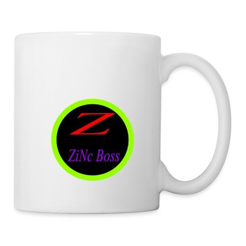 ZiNc Boss Profile pic png - Mug