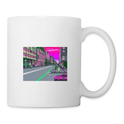 Game City 80's - Tazza
