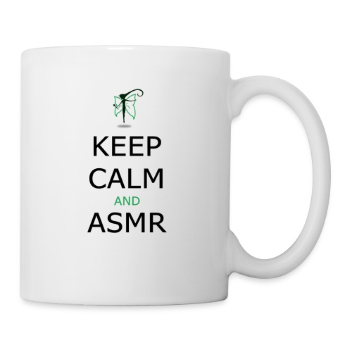 KEEP CALM AND ASMR - Tazza
