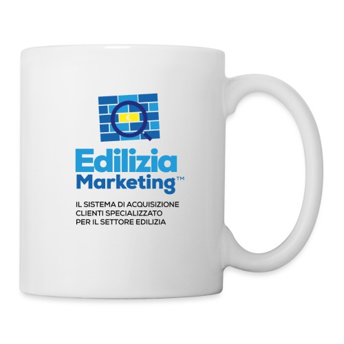 Edilizia Marketing - Tazza
