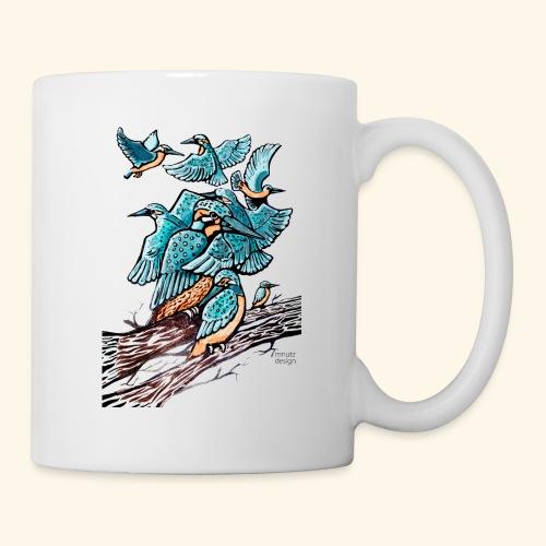 Eisvogel Rudel - Tasse