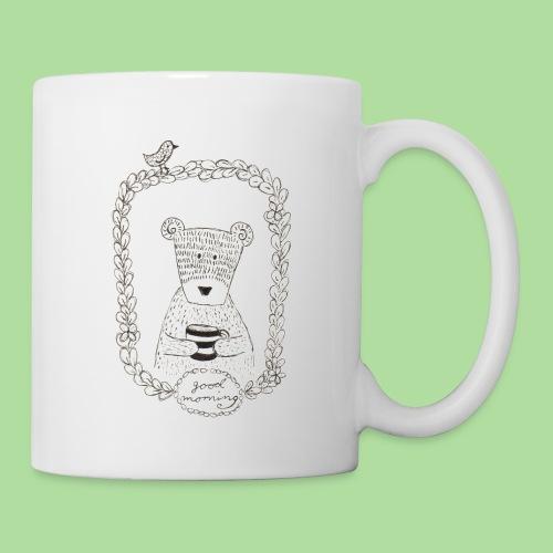 Guten Morgen Bär - Tasse
