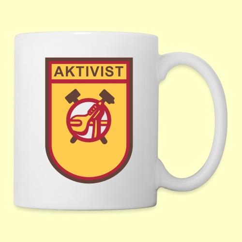 Ursprungslogo Aktivist - Tasse