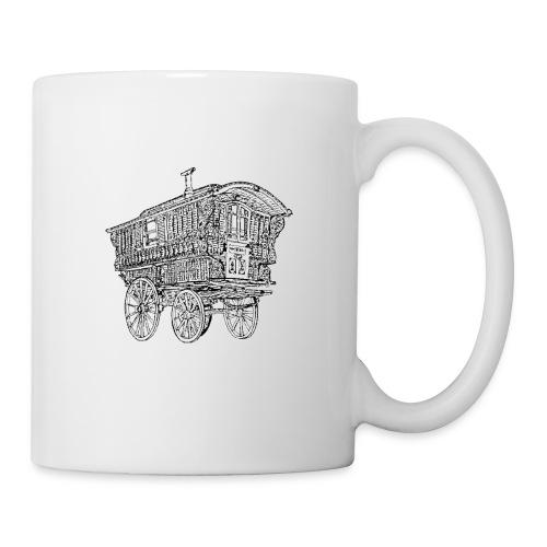 Woonwagen - Mok