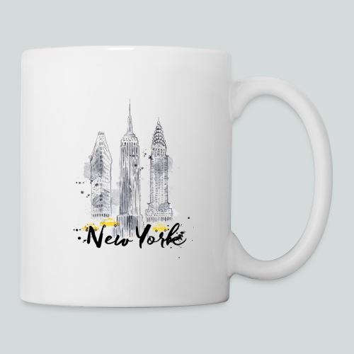 NewYork City - Mug blanc