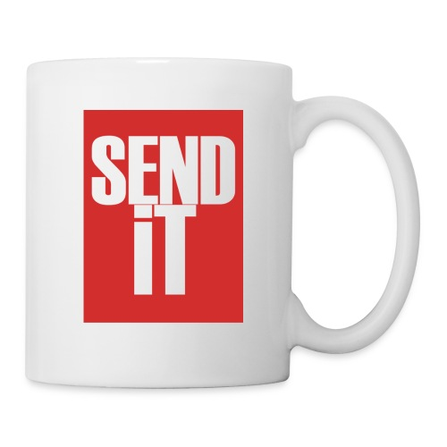 SEND IT T - Mug