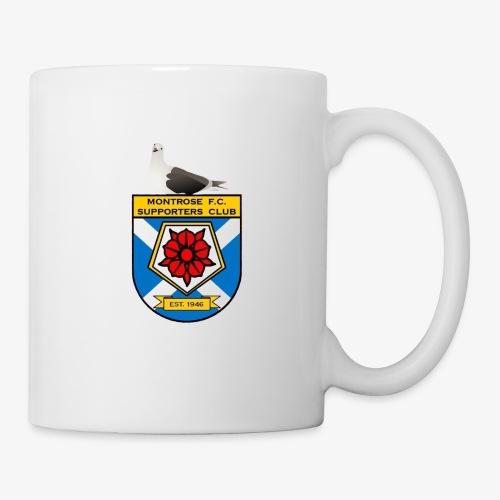 Montrose FC Supporters Club Seagull - Mug