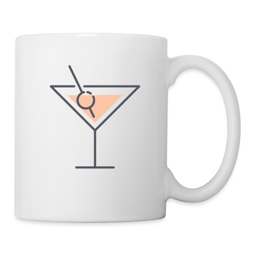 COCKTAIL - Mug blanc