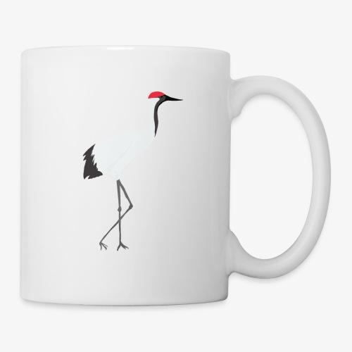 Grue COLLECTION - Mug blanc