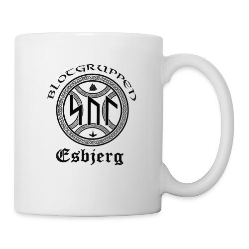 Asatro Blòtgruppen Sol Esbjerg - Kop/krus