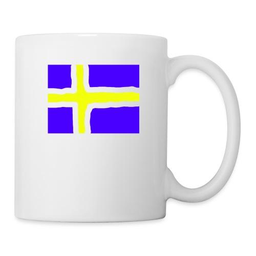 SwedishFlag Caps - Kopp