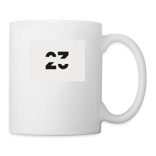 Numéro 23 - Mug blanc