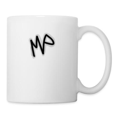 Melwin Playz letter logo - Mugg