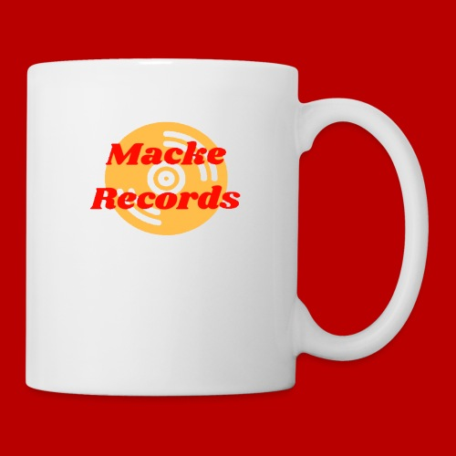 mackerecords merch - Mugg