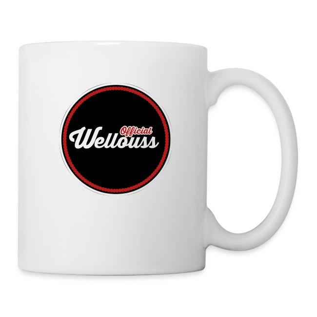 Wellouss Fan T-shirt | Rood
