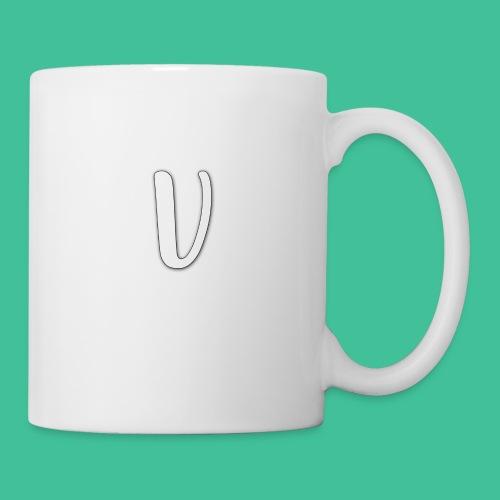 Velosity V Icon - T-Shirt Washed Burgundy Clr - Mug