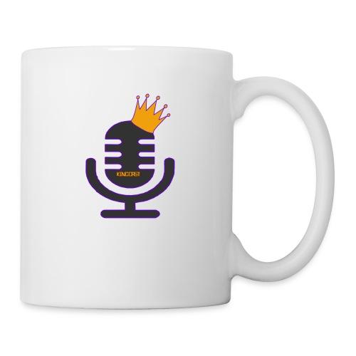 kingcast_logo - Mug