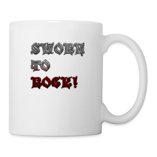SWORN TO ROCK CLOTHING AND ACCESORIES - Mug