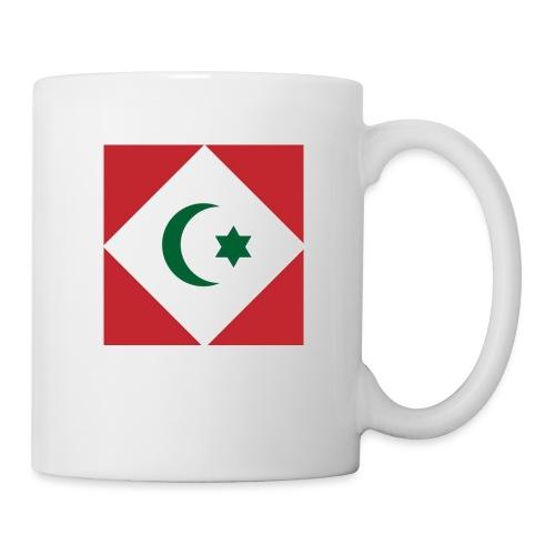 berber vlag - Mok