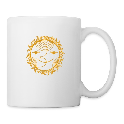 Golden Sunmoon Rising - Mug