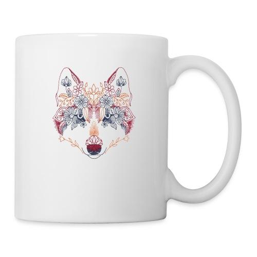 Wolf Wow - Taza