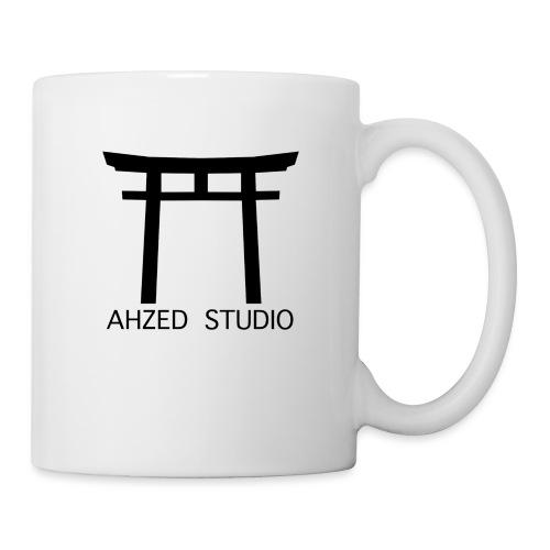 Ahzed Studio - Logo Torii - Mug blanc