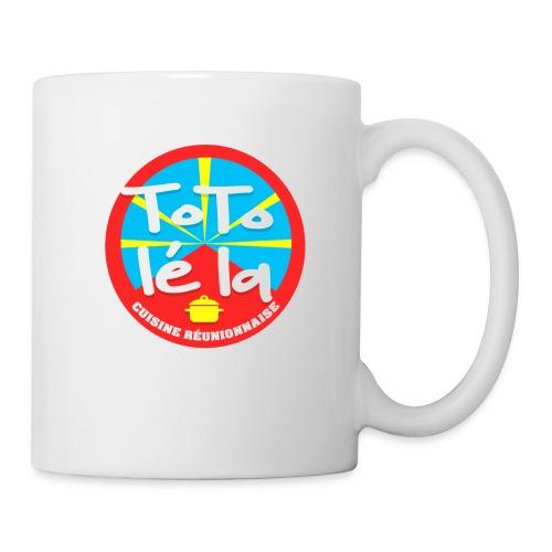 Collection Toto Lé La 974 - Mug blanc