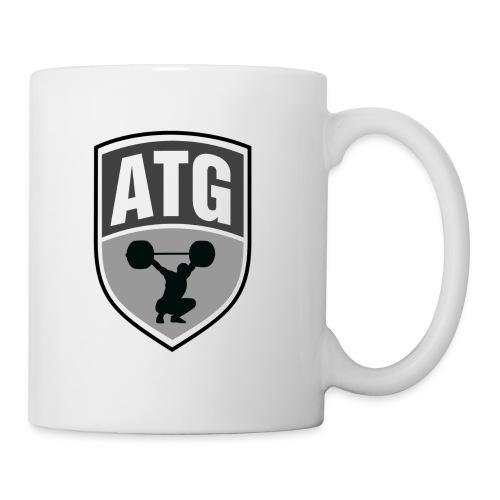 atgshirtblackwhitegrey - Mug