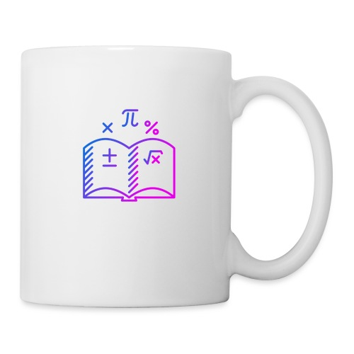 Wiskunde Boek - Mok