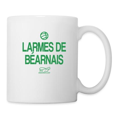 LARMES DE BÉARNAIS - Mug blanc