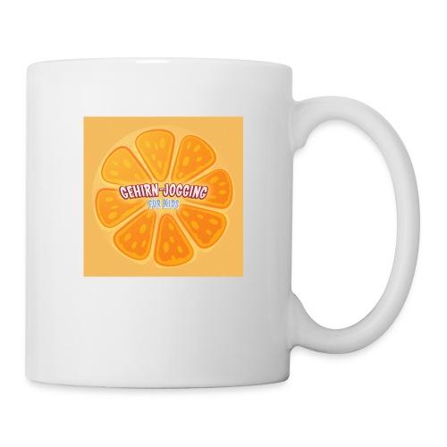 orangetextur - Tasse