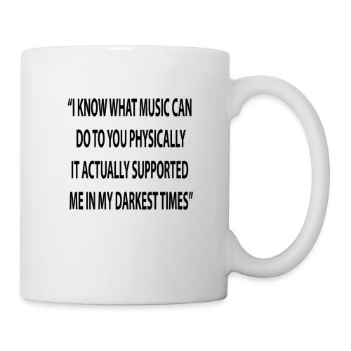Quote RobRibbelink physically Phone case - Mug