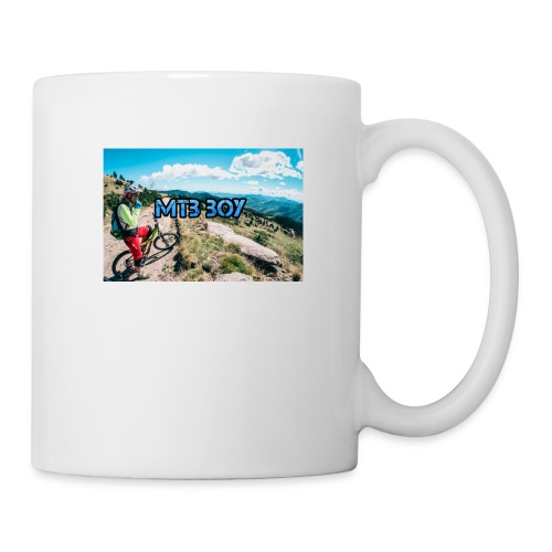 mtb hoddie - Mug