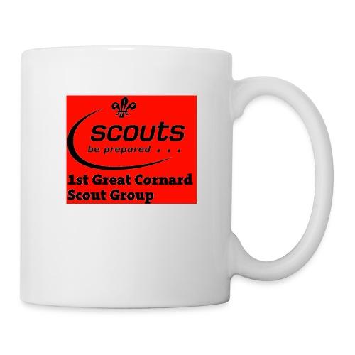 1st Great Cornard Scout Group - Mug