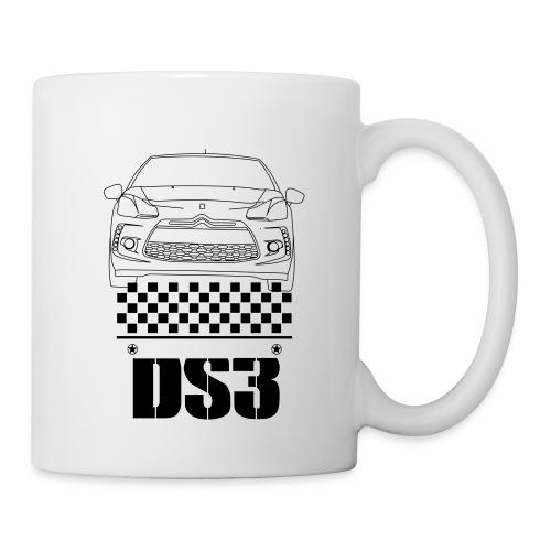 DS3-Zeichnung Flaschen & Tassen - Tasse