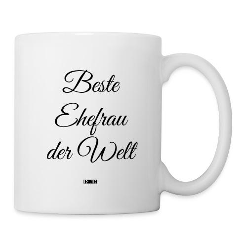 - Beste Ehefrau - Tasse - Tasse