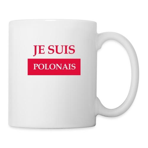 Je suis Polonais - Kubek