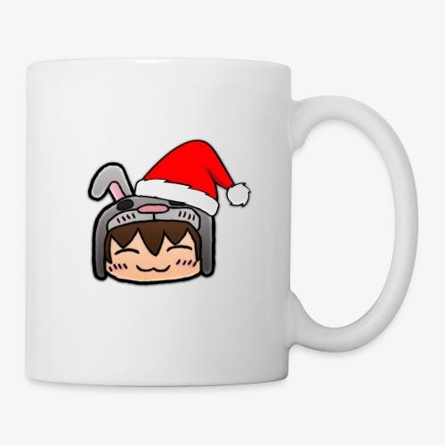 Weihnachtshase - Tasse